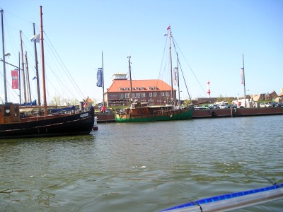 April 2011: Urlaub in Wanna an der Nordsee